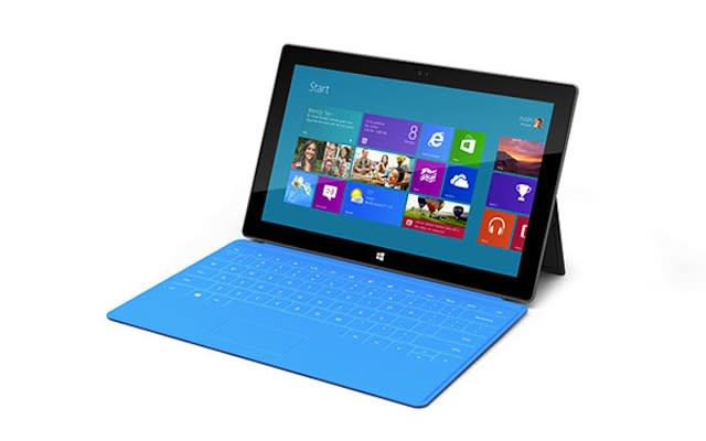 Microsoft Plans to Ship 3 to 5 Million Surface Tablets This Quarter [REPORT]
