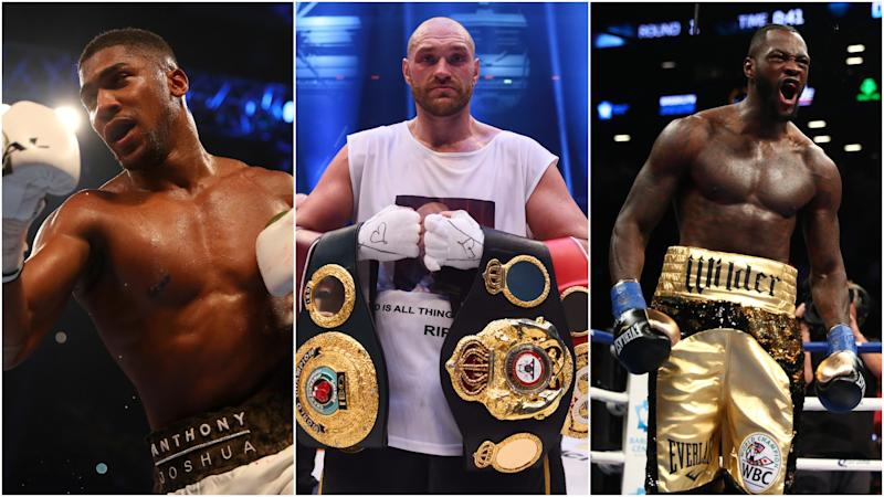 Joshua: Awkward Fury a 'nutjob', but I'd knock Wilder out with one punch
