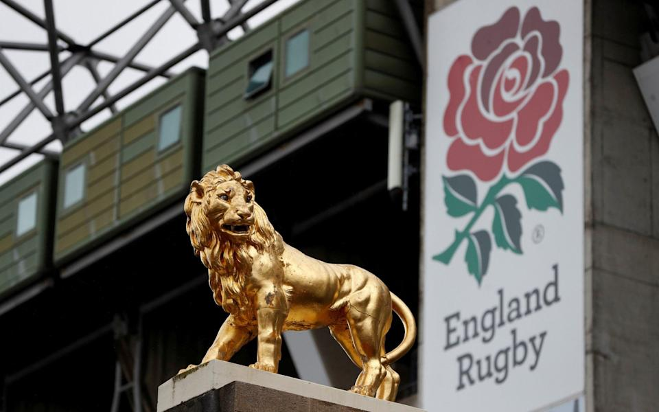 Twickenham Stadium, London, Britain - February 23, 2020 General view outside the stadium before the match A - Grass-roots clubs praise £30m 'godsend' from Government but seek clarity over new season - ACTION IMAGES