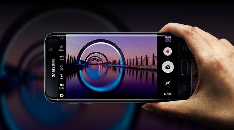 The Galaxy S8 could offer nearly 5x better slo-mo performance than the S7. Credit: Samsung