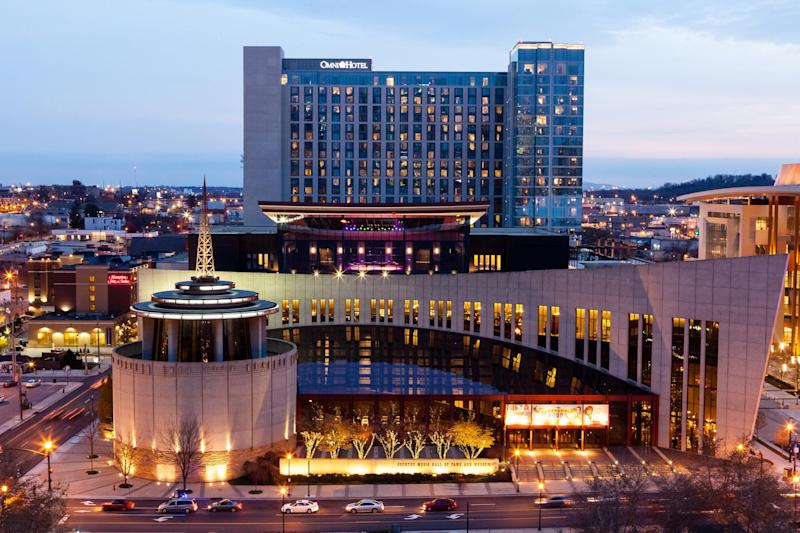 The Country Music Hall of Fame: Visit Music City