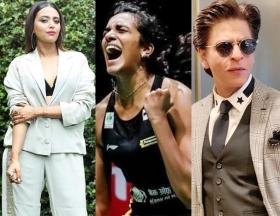 Bollywood celebs shower praises over PV Sindhu for winning Gold at BWF World Championship