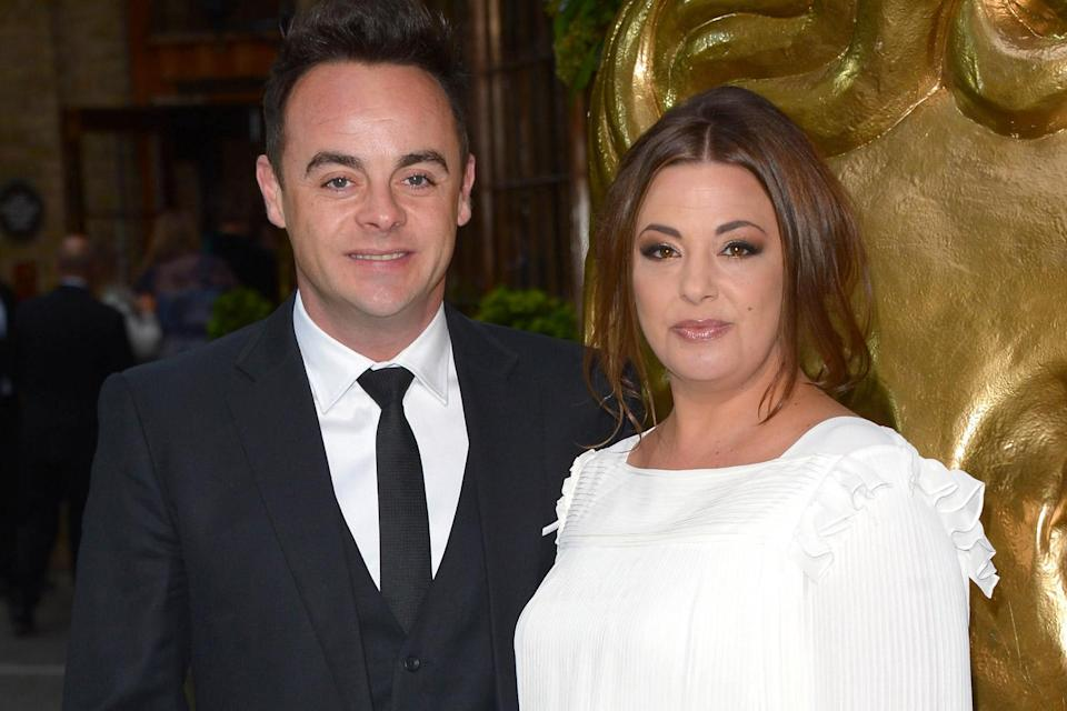 Ant and Lisa are reportedly still struggling. Copyright: [Rex]