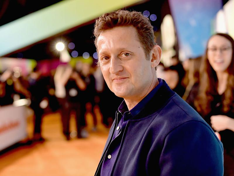'Bill & Ted' star Alex Winter in 2019 (Getty Images)