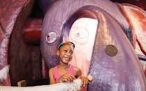 """<p><a href=""""https://www.fi.edu/"""" rel=""""nofollow noopener"""" target=""""_blank"""" data-ylk=""""slk:The Franklin Institute"""" class=""""link rapid-noclick-resp"""">The Franklin Institute </a><br><br>The Museum Mile in Philadelphia is packed with plenty of options, from an exceptional <a href=""""https://www.pleasetouchmuseum.org/"""" rel=""""nofollow noopener"""" target=""""_blank"""" data-ylk=""""slk:Please Touch"""" class=""""link rapid-noclick-resp"""">Please Touch</a> children's museum to the legendary<a href=""""https://www.philamuseum.org/"""" rel=""""nofollow noopener"""" target=""""_blank"""" data-ylk=""""slk:art museum"""" class=""""link rapid-noclick-resp""""> art museum </a>with those famed steps from <em>Rocky</em> and the <a href=""""http://www.rodinmuseum.org/"""" rel=""""nofollow noopener"""" target=""""_blank"""" data-ylk=""""slk:Rodin Museum"""" class=""""link rapid-noclick-resp"""">Rodin Museum</a><em>, </em>but this science museum named after the inspired founding father Ben Franklin is a fave. Plus, there is a two story giant heart to climb through. </p>"""