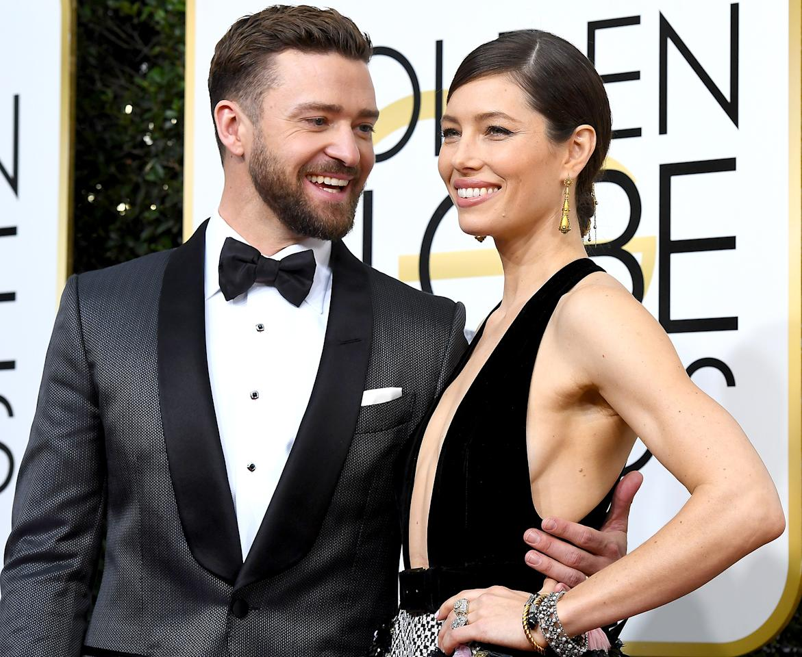 "<p>""Every once in a while I can catch a glimpse of her when she doesn't see me looking,"" Timberlake told Ellen DeGeneres. ""I have this moment where I'm like, 'If you only make bad decisions for the rest of your life, you made one really good decision.' ""</p>"