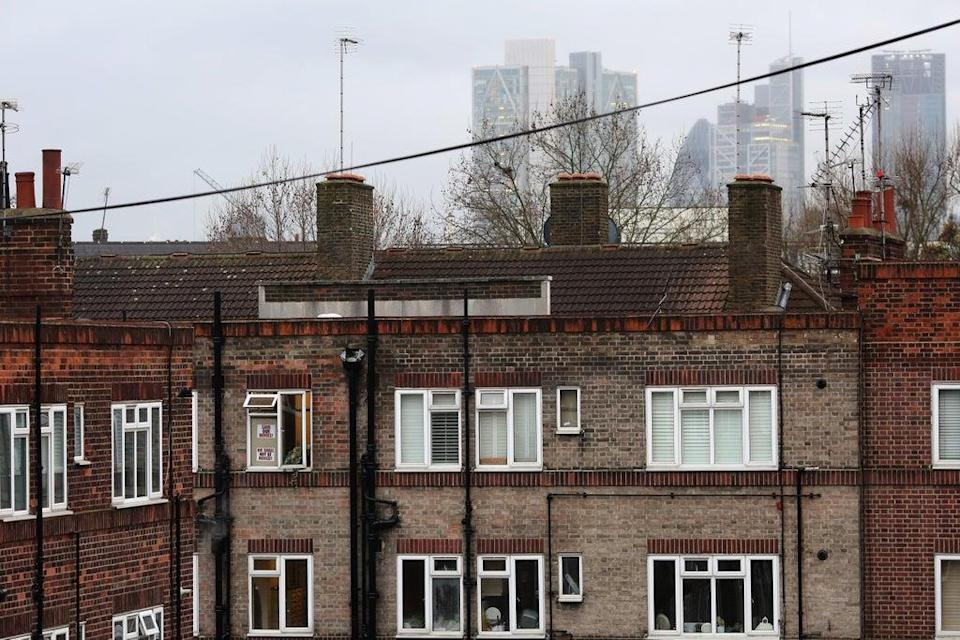 'Those who live in high rise social housing will continue to be at significant risk,' heard the hearing  (Getty Images)