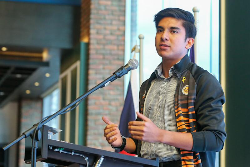 Youth and Sports Minister Syed Saddiq Abdul Rahman said improving the e-gaming ecosystem in Malaysia will also work to benefit SMEs who seek to enter the market already dominated by major gaming companies. — Picture by Yusof Mat Isa