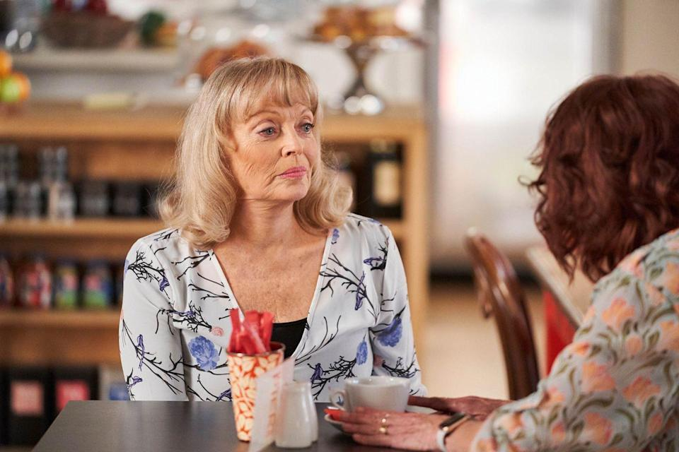 <p>She also explains to Irene that she simply prefers her own company sometimes. Will Alf ever accept this?</p>