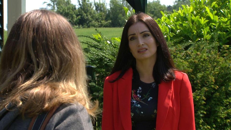 <p>Leyla's kindness comes even though Gabby has been tormenting her recently. </p>