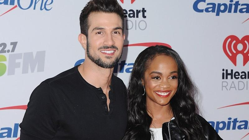 795eaa7a3 'Bachelorette' Rachel Lindsay Says She & Bryan Abasolo Will Marry In the  'First Half' of 2019 (Exclusive)