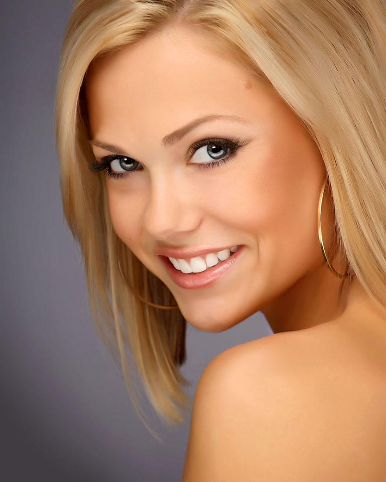 "Miss Michigan, Elizabeth Wertenberger is a contestant in the ""<a href=""/2012-miss-america-pageant/show/48165"">2012 Miss America Pageant</a>."""