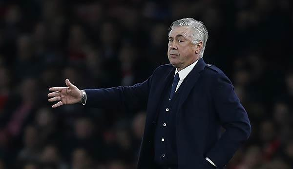 Ligue 1: PSG angeblich in Kontakt mit Ancelotti