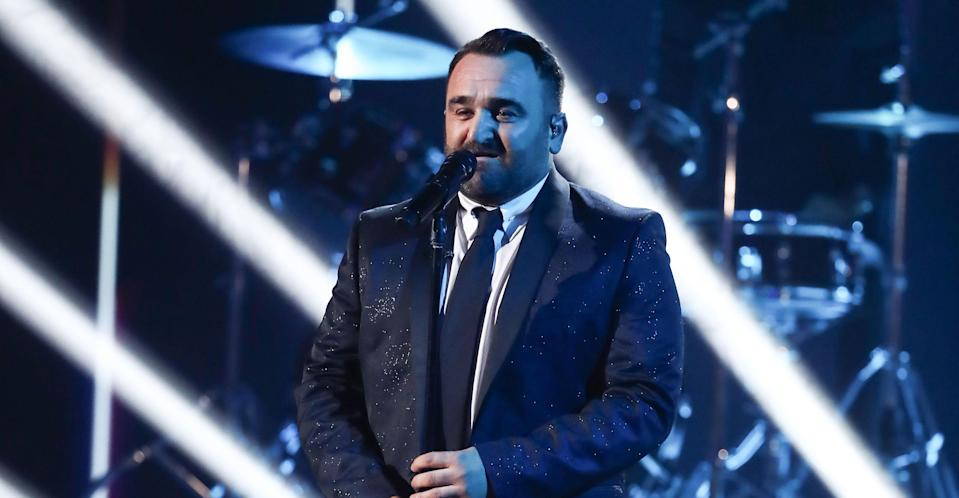 """<p>And <em>X Factor </em>had many issues throughout the series, so much so that viewers <a rel=""""nofollow"""" href=""""https://uk.news.yahoo.com/x-factor-curse-10-scandals-hit-series-far-141647377.html"""" data-ylk=""""slk:joked that it had been 'cursed;outcm:mb_qualified_link;_E:mb_qualified_link;ct:story;"""" class=""""link rapid-noclick-resp yahoo-link"""">joked that it had been 'cursed</a>.' One reoccuring issue was sound glitches. Firstly <a rel=""""nofollow"""" href=""""https://uk.news.yahoo.com/x-factor-epic-live-blunder-first-live-finals-series-212252892.html"""" data-ylk=""""slk:Danny Tetley was announced as the wrong singer and played the wrong backing track;outcm:mb_qualified_link;_E:mb_qualified_link;ct:story;"""" class=""""link rapid-noclick-resp yahoo-link"""">Danny Tetley was announced as the wrong singer and played the wrong backing track</a>, and then in a later epsiode a <a rel=""""nofollow"""" href=""""https://uk.news.yahoo.com/x-factor-forced-cancel-saturday-230024653.html"""" data-ylk=""""slk:sound transmission issue made Tetley and Anthony Russell sounding like 'daleks;outcm:mb_qualified_link;_E:mb_qualified_link;ct:story;"""" class=""""link rapid-noclick-resp yahoo-link"""">sound transmission issue made Tetley and Anthony Russell sounding like 'daleks</a>.' </p>"""