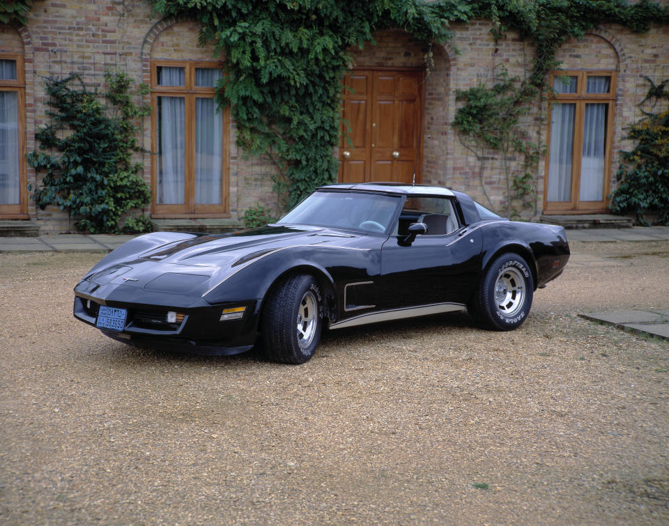 1980 Chevrolet Corvette stingray, 2000. (Photo by National Motor Museum/Heritage Images/Getty Images)