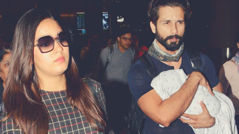 Mira Spoke of Feminism on a Personal Level: Shahid Kapoor