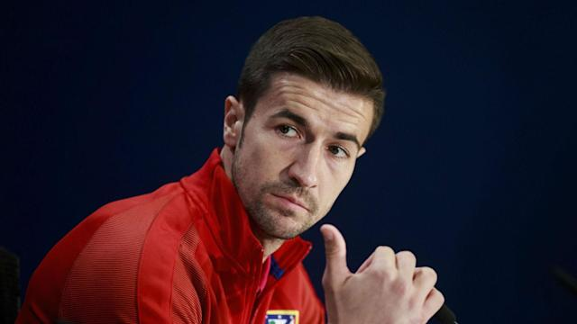 The Atletico Madrid captain would like to see the Catalans advance, putting three Spanish sides in the final four