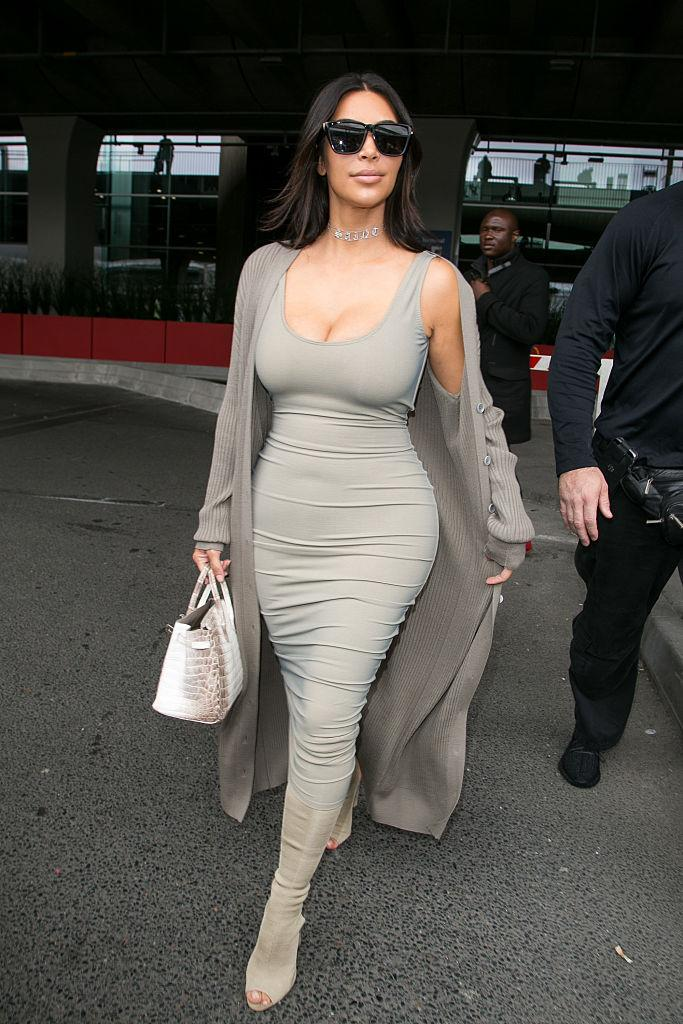 Kim Kardashian West Opens Up About Losing 60 Lbs. of Baby ...