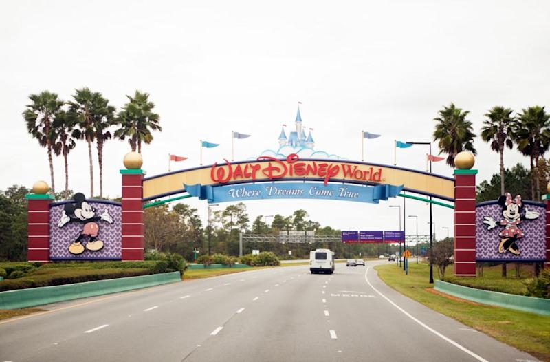 Disney World in Florida has made a major change. Photo: Getty