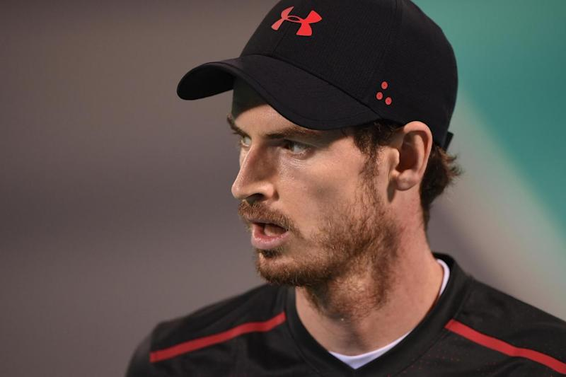 Returning: Fellow Brit Murray is set to make his comeback at Queen's (Getty Images)
