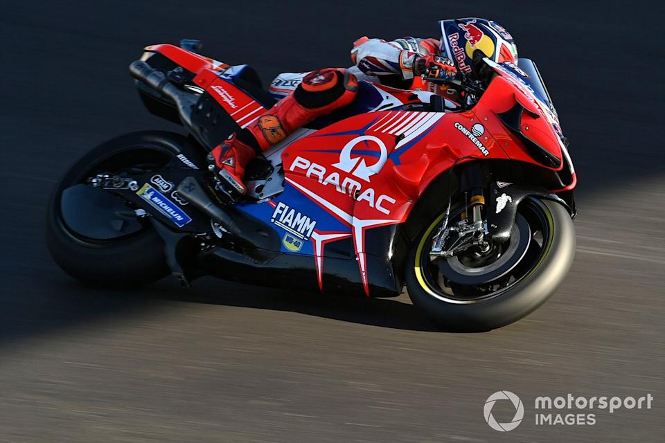 "Jack Miller, Pramac Racing<span class=""copyright"">Gold and Goose / Motorsport Images</span>"