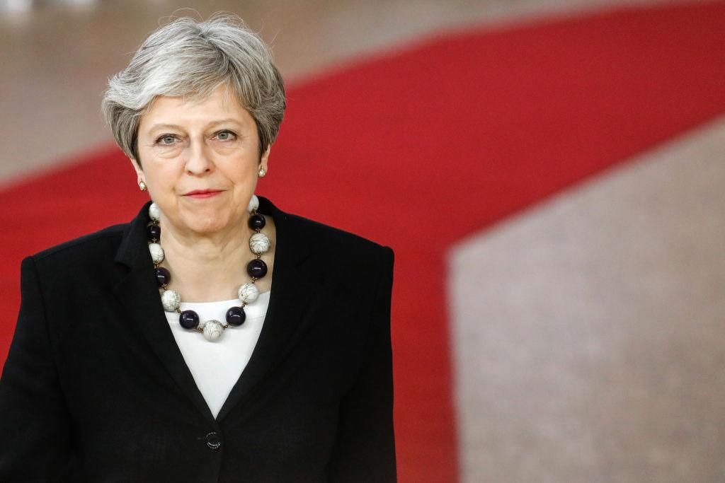<p>The Prime Minister has staked her reputation and grip on power on securing a transitional deal that buys British business more time to adjust to what the former Remainer now sees as the brave new world of Brexit.<br /><br />May managed to get agreement on draft terms for the UK's withdrawal from the EU, as well as a transition period lasting until the end of 2020.<br /><br />However, she's determined to move forward with the process. She said: 'With a year to go, people are coming back together and looking forward.<br />'They want us to get on with it – and that is what we are going to do.'<br />(Getty) </p>