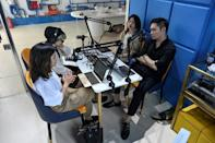 Chinese podcast 'The Weirdo' pushes boundaries on what can be talked about in the country