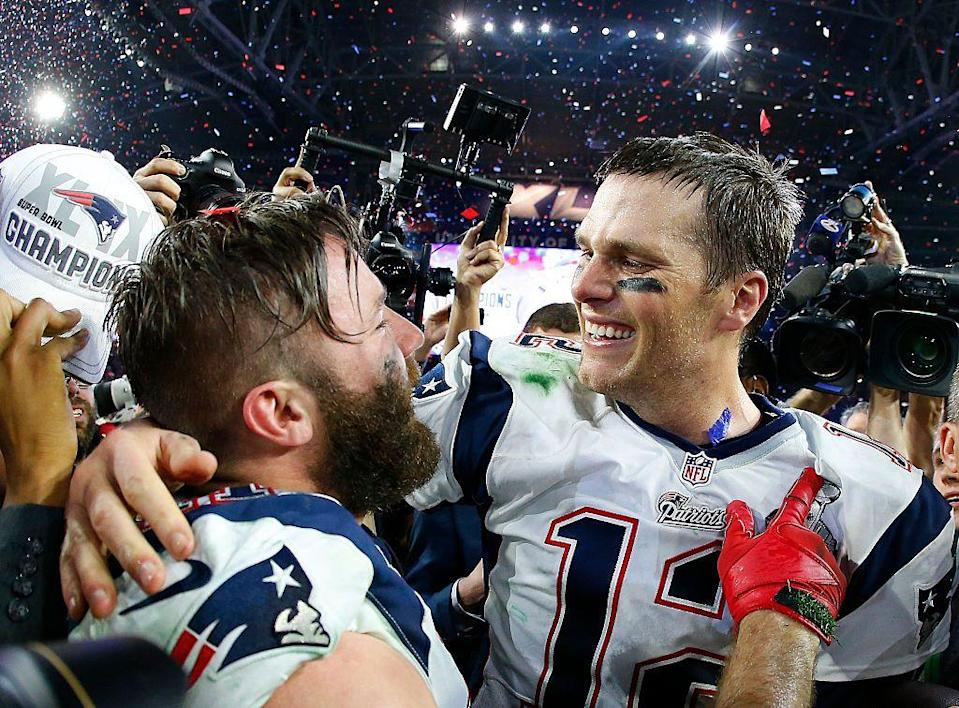 <p>The New England Patriots have appeared in 11 Super Bowl games (2018, 2017, 2016, 2014, 2011, 2007, 2004, 2003, 2001, 1996, 1985). The Pittsburgh Steelers trail with 8. One thing's for certain—that number won't increase for the Patriots this year, as the team didn't make the playoffs for the first time since 2008. </p>