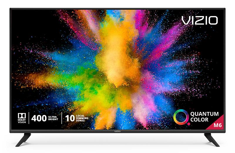 "VIZIO 55"" Class M-Series Quantum 4K Ultra HD (2160p) HDR Smart TV (Photo: Walmart)"