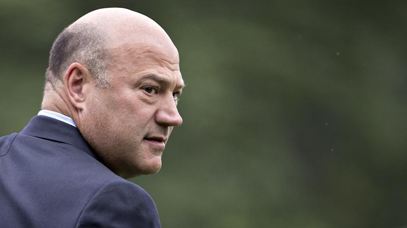Trump Reportedly Won't Pick Gary Cohn As Fed Chair