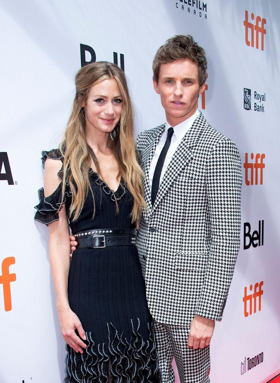 <p>Eddie Redmayne married his former publicist, Hannah Bagshawe, in 2014. They share two children together.</p>