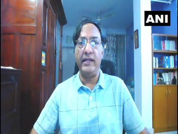 Dr Ashutosh Sharma, Secretary, Department of Science and Technology, speaking to ANI on Sunday.