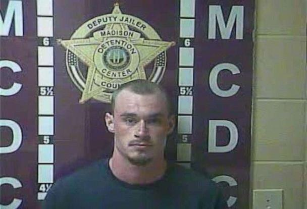 PHOTO: David Sparks, 23, was charged with abuse of a corpse and tampering with physical evidence on Thursday, July 11, 2019, in relation to the disappearance of Savannah Sparks in Lexington, Ky., in January 2019. (Madison County (Kentucky) Detention Center)