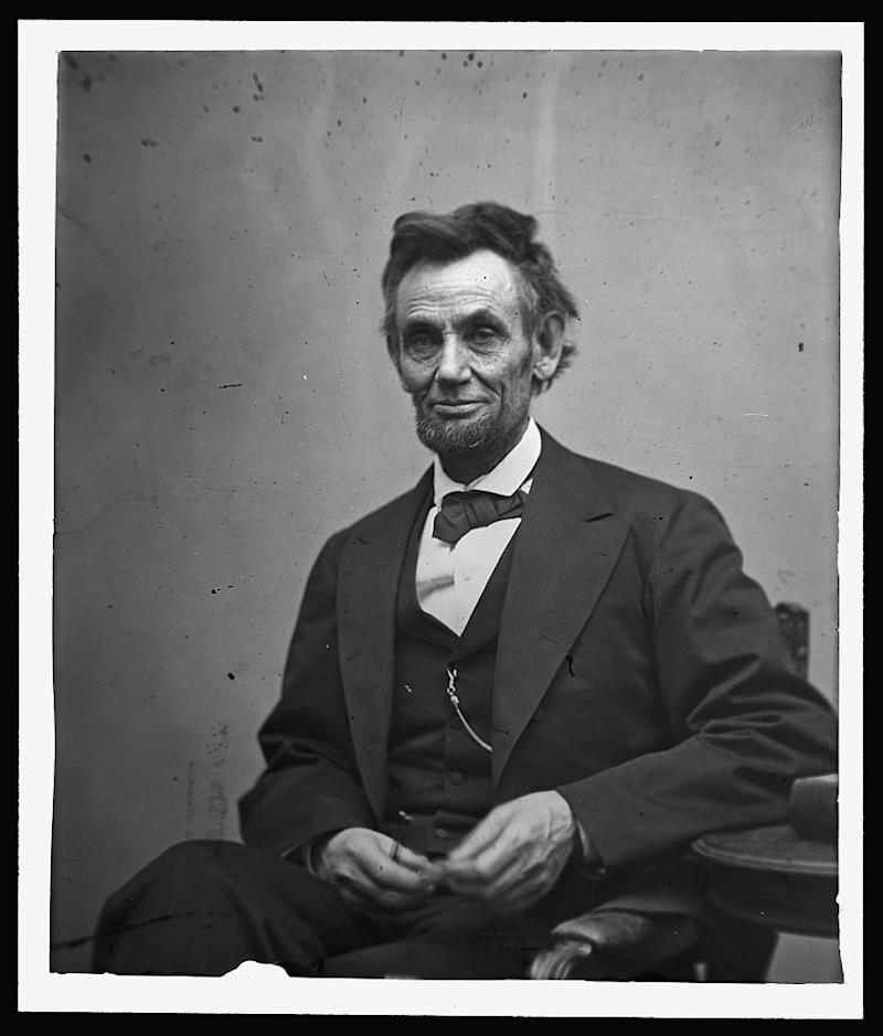 A letter Abraham Lincoln sent before Christmas during the Civil War just sold at auction for $60K. The letter asked Union troops in Arkansas to allow his wife's family safe travel.