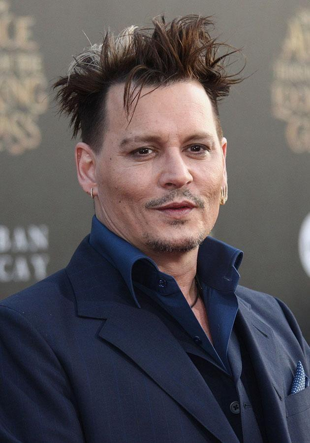 Johnny Depp is also currently embroiled in a lawsuit with his former managers. Photo: Getty Images
