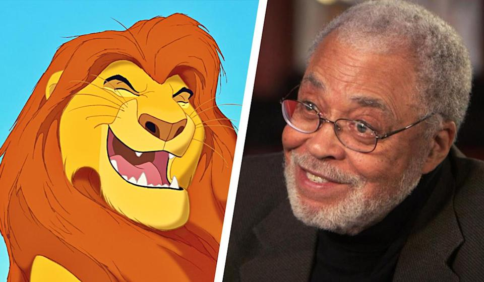 <p>That's right – James Earl Jones is back as Mufasa after voicing him in the original animated version of 'The Lion King'. But there's also another 'Star Wars' connection here. 'Star Wars' fans will best know him as the voice of Darth Vader in the original 'Star Wars' trilogy, but he also returned to the franchise recently, when Darth Vader appeared in 'Rogue One'. </p>