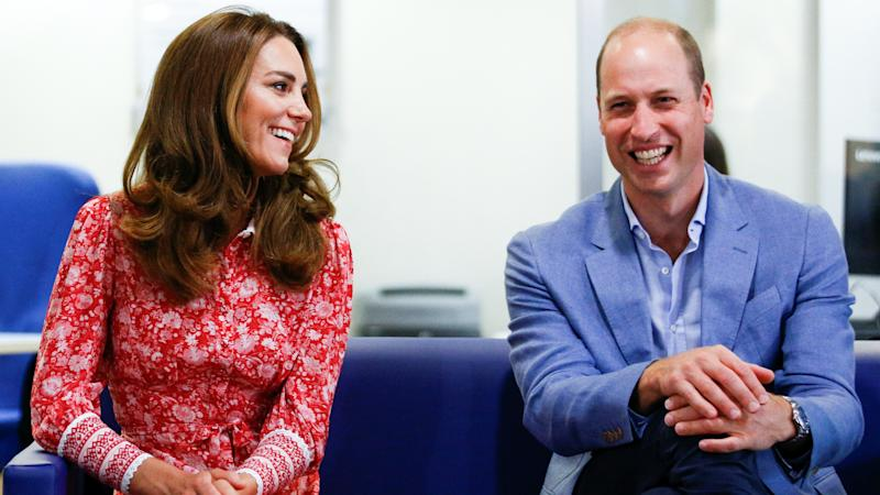 William and Kate mark one year since Pakistan tour with virtual Pictionary