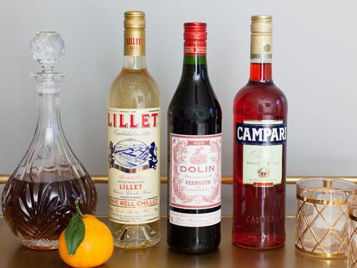 """<div class=""""caption-credit"""">Photo by: Stephanie Stanley</div><div class=""""caption-title"""">The extras</div>With these three apéritif, or spirits, that whet your appetite, you've got the basis for bad-ass martinis and other delicious before-dinner drinks, like negronis. <ul> <li> <b><a rel=""""nofollow noopener"""" href=""""http://www.redbookmag.com/recipes-home/tips-advice/party-food-recipes?link=relt&dom=yah_life&src=syn&con=blog_redbook&mag=rbk"""" target=""""_blank"""" data-ylk=""""slk:The 30 Best Party Foods of All Time"""" class=""""link rapid-noclick-resp"""">The 30 Best Party Foods of All Time</a></b> </li> <li> <a rel=""""nofollow noopener"""" href=""""http://www.redbookmag.com/recipes-home/tips-advice/classic-cocktails?link=relt&dom=yah_life&src=syn&con=blog_redbook&mag=rbk"""" target=""""_blank"""" data-ylk=""""slk:6 Classic Cocktails to Sip Now"""" class=""""link rapid-noclick-resp""""><b>6 Classic Cocktails to Sip Now</b></a> </li> </ul>"""