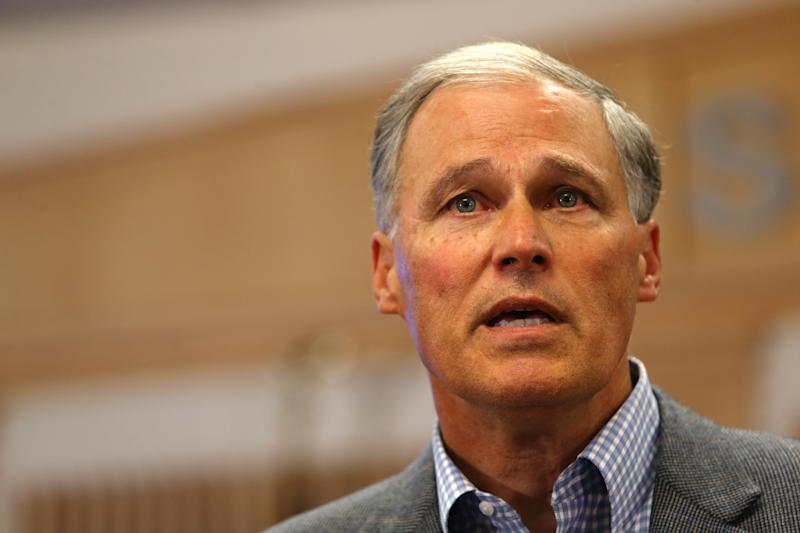Jay Inslee won a second term as the Evergreen State's governor in 2016. (Karen Ducey/Getty Images)