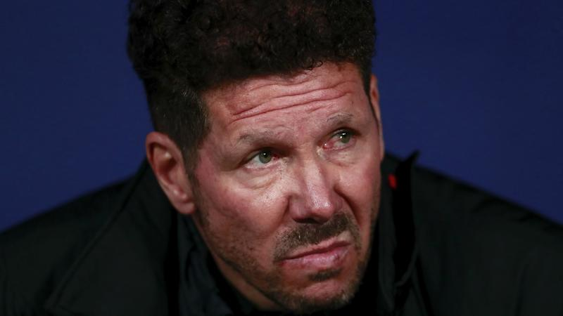 There's no excuse for my behaviour, admits contrite Simeone