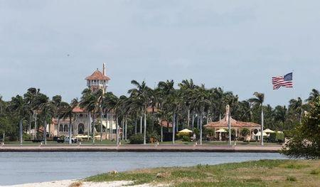 Mar-a-Lago, el exclusivo balneario de Florida del presidente Donald Trump