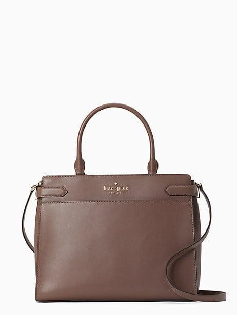 <p><span>Staci Large Satchel</span> ($139, originally $429)</p>