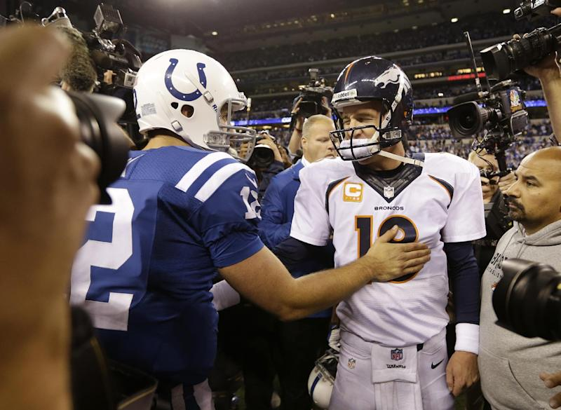 Manning, Broncos fall at Indy