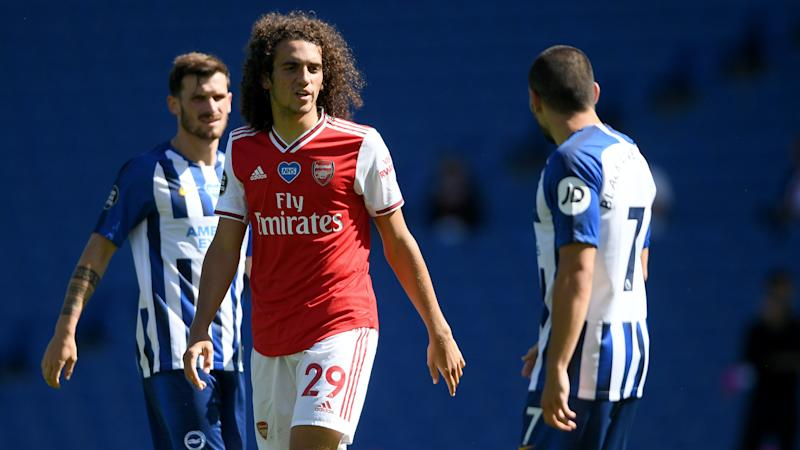 Matteo Guendouzi says gaining more playing time was behind his loan move