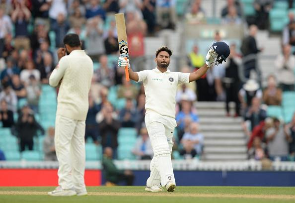 ENG v IND 2018: Cricket fraternity lauds Rishabh Pant for his swashbuckling maiden  Test century