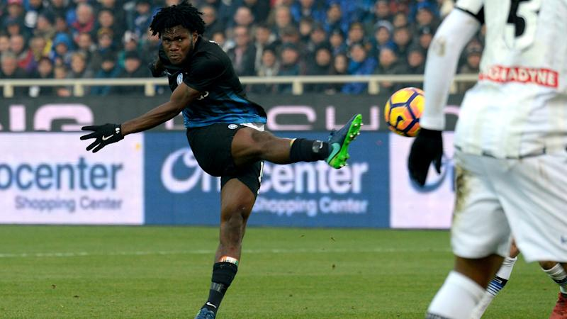 Kessie 'flattered' by reported United, Chelsea interest