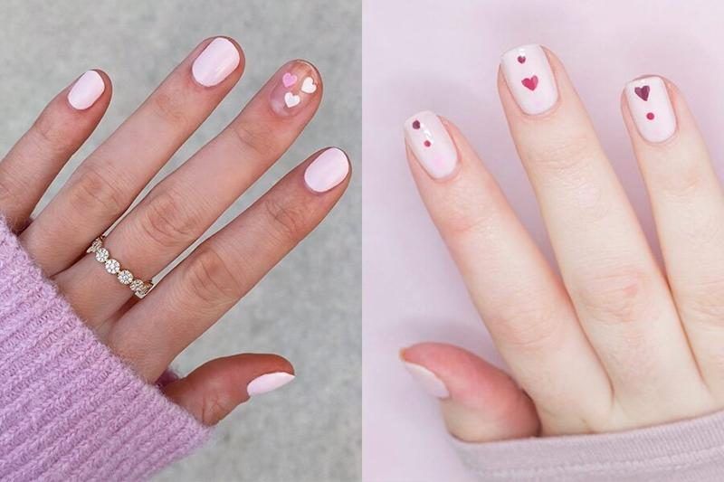 16 cute Valentine's Day nail art ideas you can easily DIY