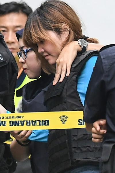 Vietnamese national Doan Thi Huong is one of two women accused of the assassination of Kim Jong-Nam