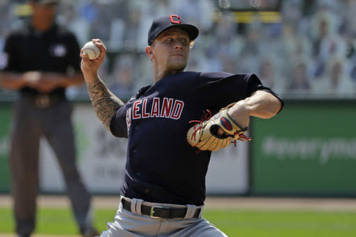 Indians' Plesac sent home after protocol misstep