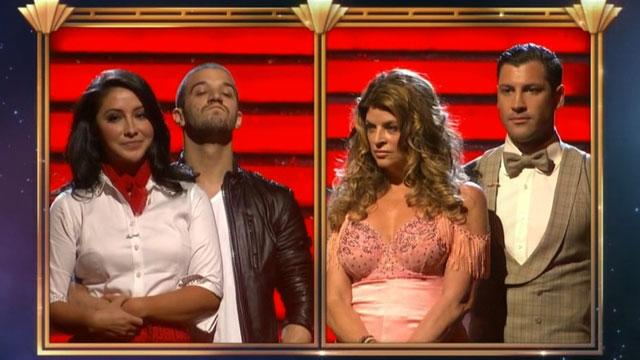 'DWTS' Week 4 Eliminations: Who Went Home?